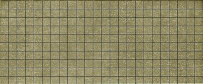Керамическая плитка Village Marron мозаичный декор 25х25мм 250х600 мм