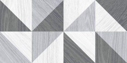 Керамическая плитка Village Плитка настенная серый микс 34006 25х50