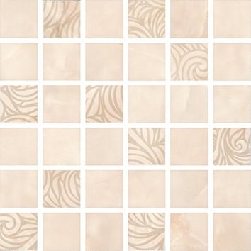 Керамическая плитка Вирджилиано Декор мозаичный беж MM11104 30х30
