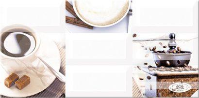 Керамическая плитка Вог Декор Эспрессо 40