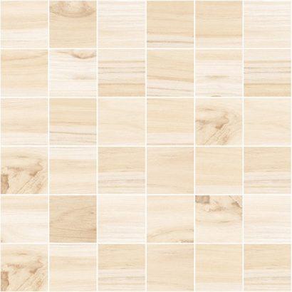 Керамическая плитка Woody Мозаика бежевый 30х30