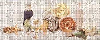 Керамическая плитка Yalta Spa 1 Декор 20х50