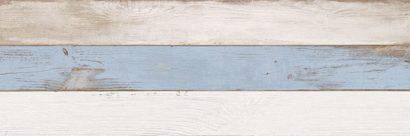 Керамическая плитка Ящики Плитка настенная синяя 1064-0235 20х60