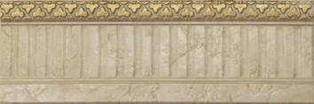 Керамическая плитка Z. Estoril Beige Цоколь 10x30