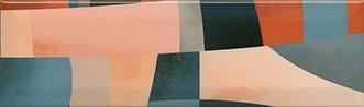 Керамическая плитка Закат Декор OS A02 9010 8