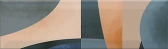 Керамическая плитка Закат Декор OS A06 9010 8