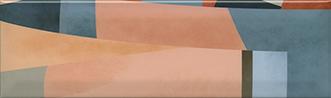 Керамическая плитка Закат Декор OS A07 9010 8