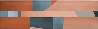 Керамическая плитка Закат Декор OS A09 9010 8