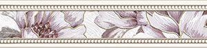Керамическая плитка Zena Бордюр  BWU60ZEN07R 6х59