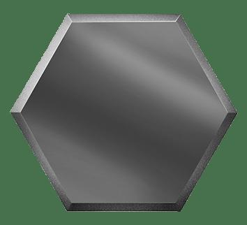 Керамическая плитка Зеркальная графитовая плитка СОТА СОЗГ1 20х17