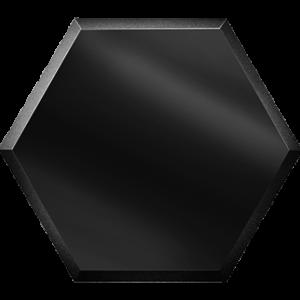 Керамическая плитка Зеркальная графитовая плитка СОТА СОЗГ3 30х25