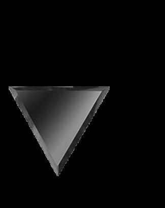 Керамическая плитка Зеркальная серебряная плитка ПОЛУРОМБ внутренний РЗС1-02(вн) 30х25