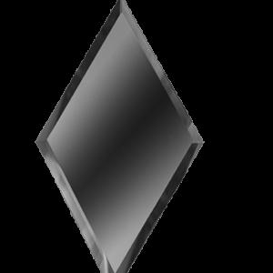 Керамическая плитка Зеркальная серебряная плитка РОМБ РЗС1-01 20х34