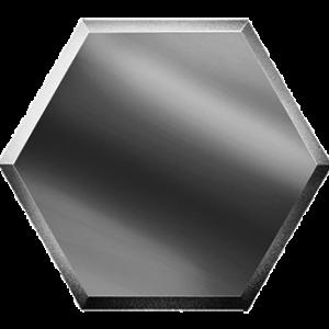 Керамическая плитка Зеркальная серебряная плитка СОТА СОЗС2 25х21