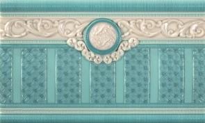 Керамическая плитка Zoc Fifth Az AQA Цоколь 15x25