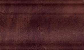 Керамическая плитка Zocalo Blood Бордюр 15х25