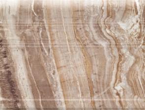 Керамическая плитка Zocalo Imperiale marron Бордюр 19x25