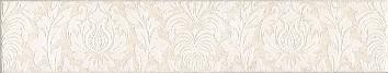 Керамическая плитка Золотой пляж Бордюр светлый беж ALD A34 8262   5