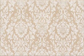 Керамическая плитка Золотой пляж Декор тёмный беж ALD B29 8263   20х30