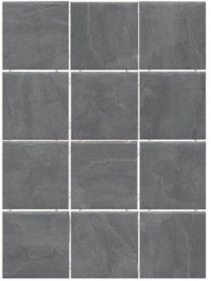 Керамическая плитка Дегре Плитка настенная серый темный 1300H 9