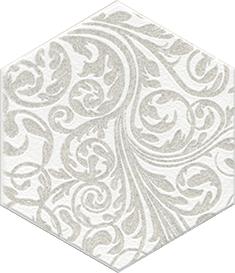 Керамическая плитка Ателлани Декор AD A558 24001 20×23
