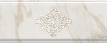 Керамическая плитка Карелли Бордюр обрезной BDA017R 30×12