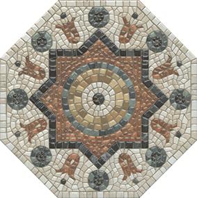 Керамическая плитка Стемма Декор HGD A437 SG2440 24×24