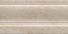 Керамическая плитка Стемма Плинтус бежевый FMD025 20×10