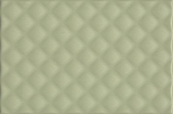 Керамическая плитка Турати Плитка настенная зеленая светлая структура 8336 20×30