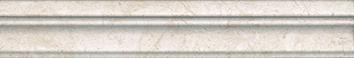 Керамическая плитка Веласка Бордюр Багет беж светлый обрезной BLC021R 30×5