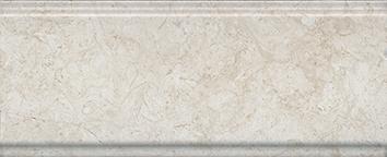 Керамическая плитка Веласка Бордюр беж светлый обрезной BDA018R 30×12