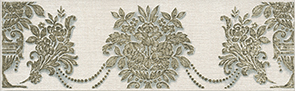 Керамическая плитка Борромео Бордюр AD B576 6402 25×7