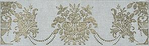 Керамическая плитка Борромео Бордюр AD D576 6403 25×7