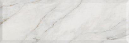 Керамическая плитка Буонарроти белый грань обрезной 13107R 30×89