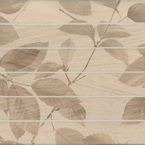 Керамическая плитка Семпионе Декор структура обрезной 13103R 3F 30×89