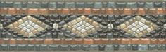 Керамическая плитка Стемма Бордюр HGD A435 5009 20×6