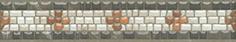 Керамическая плитка Стемма Бордюр HGD A436 5009 20×3