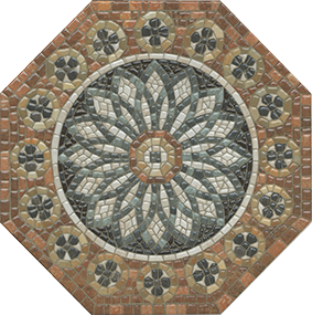 Керамическая плитка Стемма Декор HGD A438 SG2440 24×24