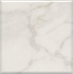 Керамическая плитка Стемма Плитка настенная белая 5287 20×20
