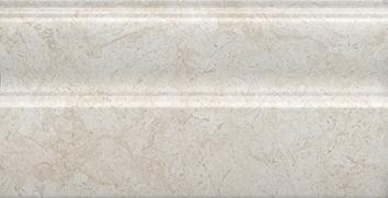 Керамическая плитка Веласка Плинтус беж светлый обрезной FMA026R 30×15