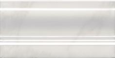 Керамическая плитка Висконти Плинтус белый FMD020 20×10