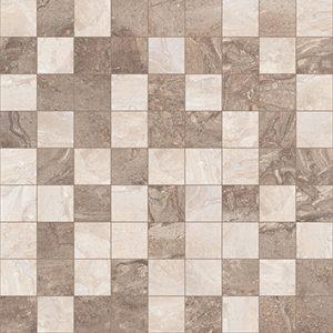 Керамическая плитка Polaris Мозаика т.серый+серый 30×30