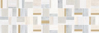 Керамическая плитка Step Декор мозаичный микс MM60064 20×60