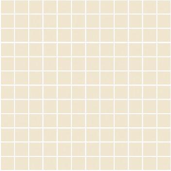 Керамическая плитка Темари Мозаика бежевый матовый 20074  29