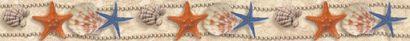 Керамическая плитка Аликанте Бордюр  57-03-11-123 50×5