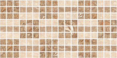 Керамическая плитка Аликанте Декор (10-31-11-119) 10-11-11-127 25×50 (Мозаика)