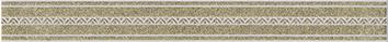 Керамическая плитка Даниэли Бордюр обрезной HGD A135 11109R 30×3