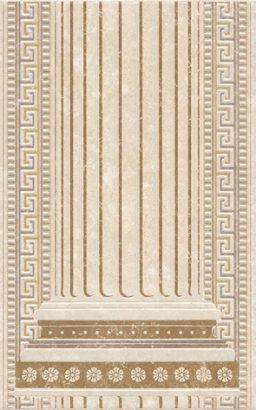Керамическая плитка Феличе Декор основание AC197 6193 25×40