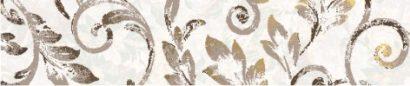 Керамическая плитка Флориан 3С Бордюр 40×8