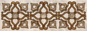 Керамическая плитка Гермес Бордюр 93-03-15-125-0 25×9